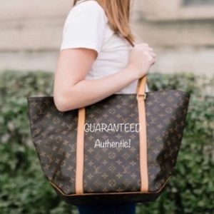 🌺EXTRA LARGE🌺 LOUIS VUITTON TOTE